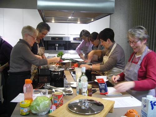 Herzlich willkommen in 35305 gr nberg weickartshain for Mexikanisch kochen
