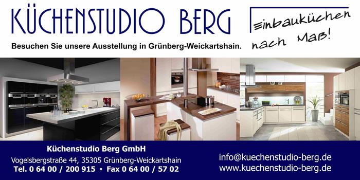 Herzlich Willkommen in Grünberg-Weickartshain | {Küchenstudio werbung 4}